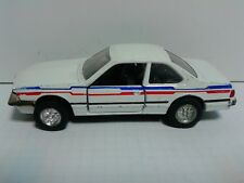 Vintage Yatming BMW 6er 6 series E24 Alpina scale ca. 1:43 die cast pull back