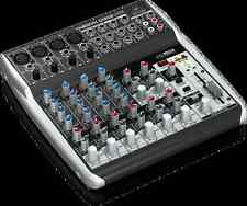 Behringer XENYX Q1202USB 12-Input mixer USB/Audio Interface + Warranty