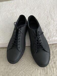 Lacoste L.12.12 318 1 Cam Casual Sneaker - Men's Size 17 Black NEW