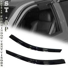 02-08 Dodge Ram 2500 3500 Standard Cab 2Dr Jdm Window Vent Shade Visor Deflector