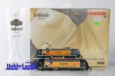 "H0 AC Marklin 36890 ""Schofferhofer"" CL 185 locomotora electrica DB"