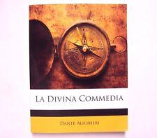 La Divina Commedi by Dante Alighieri (2010, Paperback) Reprints Italian