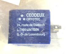 Ceodeux Cryotec Magnetspule 24V DC 6W Neu
