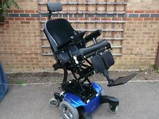 QUICKIE JIVE M POWER CHAIR ELECTRIC LIFT & TILT   FREE UK DELIVERY
