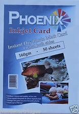200 feuilles Phoenix A4 160GSM double face photo mat / MAT CARTE