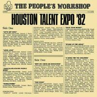 THE PEOPLE'S WORKSHOP ‎– HOUSTON TALENT EXPO 180g VINYL LP REISSUE (NEW/SEALED)