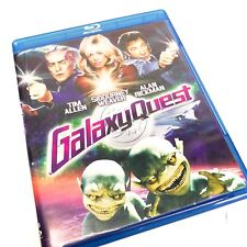 Galaxy Quest Blu Ray Tim Allen Sigourney Weaver Directed by Andy Armstrong 1999