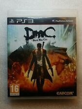 Jeu DMC Devil May Cry Playstation 3 PS3 - Version Française - Complet