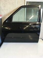 VW MK2 Golf 5 door Black L041 Near side passengers front door
