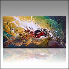 Vnartist / ORIGINAL 120cm x 60cm Abstrakt Gemälde Modern XXL Bilder 968