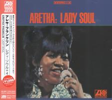 Aretha Franklin - Lady Soul (2013) (Atlantic - WPCR27602) (Japan Edition)