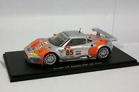 Spark 1/43 - Spyker C8 Spyder N°85 Le Mans 2006