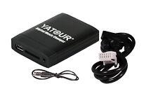 Yatour USB SD AUX MP3 Adapter Bluetooth Freisprecheinrichtung Toyota Lexus 12 Pi