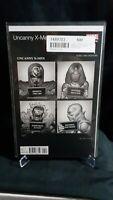Uncanny X-Men vol 4 #1 - Greg Land Hip Hop Variant Cover - Marvel Comics 💥💥💥