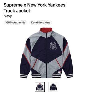supreme X New York Yankees jacket size M