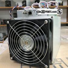 Dayun Zig Z1, Z1 Plus 140mm Fan Shroud Silencer to 4 Inch Vent Duct Pipe Adapter