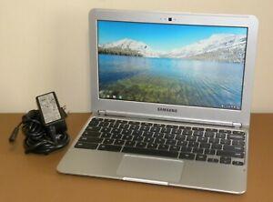 "Samsung Chromebook 11.6"" XE303C12 Exynos 5 Dual Core 1.7GHz 16GB SSD 2GB Webcam"