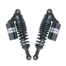Universal 280mm 11 Inch Motorcycle ATV Rear Air Shock Absorbers For BMW Suzuki