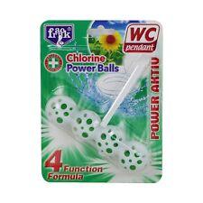 Potente Disinfettante 4 Palline Cloro Bagno Pulizia Gabinetto Wc Toilette dfh