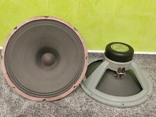"RFT L3702 15"" German Woofer 8 Ohm 99 dB for KLANGFILM PROJECT"