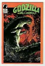 GODZILLA KING OF THE MONSTERS SPECIAL #1 (VF/NM) Dark Horse 1987 Origin