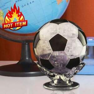 3D Football Crystal puzzle