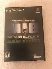 Men In Black II Alien Escape Ps2