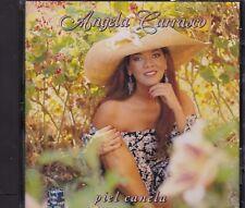 Angela Carrasco Piel Canela CD New Nuevo Not sealed Cut on the side