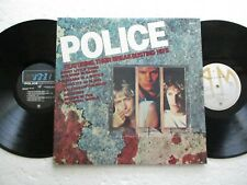 THE POLICE - Feat. their breakbusting Hits - S.Africa only DLP /Gatefold