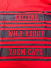 Victoria's Secret PINK Collegiate Arizona Wildcats Long Sleeve T NWT L