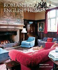 ROMANTIC ENGLISH HOMES - O'BYRNE, ROBERT/ BROWN, SIMON (PHT) - NEW HARDCOVER BOO