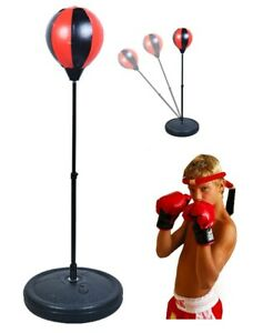 Staunchow Kids Boxing Set,Boxing Gloves for Children Boys and Girls,Kids Youth Boxing Gloves Punching Bag Speed Ball Inflatable