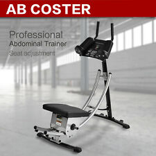 9169d423f6 Ab Coaster Core Exercise Machine Abs Abdominal Crunch Fitness Muscle Workout