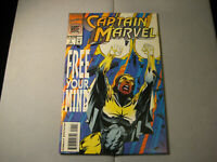 Captain Marvel #1 (1994 Marvel)