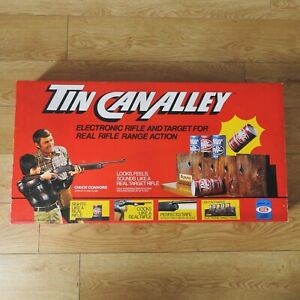 Tin Can Alley Ideal Vintage 1976 Rare Chuck Connors Pepsi Cola Excellent Cond