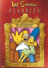 DVD SEXE, MENSONGES ET LES SIMPSON -Collection Les Simpson classics