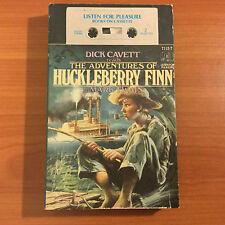Dick Caveat reads The Adventures of Huckleberry Finn. Listen for Pleasure Books.