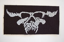 "Danzig Cloth Patch Sew On Badge Rock Metal Slayer Samhain Approx 6""X3"" (CP101)"