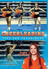 Cheerleading Tips and Techniques (audra Scofield) (US IMPORT) DVD NEW