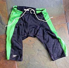 Speedo Fastskin FS II Jammer Tech Suit Swimsuit. Size 28 /Color: Green