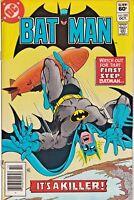 BATMAN#352 FN/VF 1982 DC BRONZE AGE COMICS