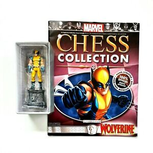 Marvel Chess Collection Wolverine #3