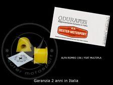 Alfa Romeo 147/156/Fiat Multipla - (2)gommini stabilizzatrice in poliuretano