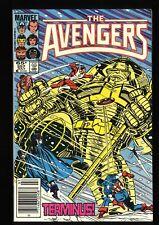 Avengers #257 NM+ 9.6 1st Nebula!