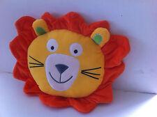 Cubbie House Kids Jungle Lion Shaped Cushion