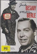 Jack Benny and Milton Berle DVD Region 4