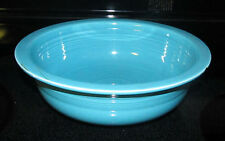 Fiesta Serving Bowl USA Aqua Robin Egg Blue Teal Dinner Ware Dinnerware