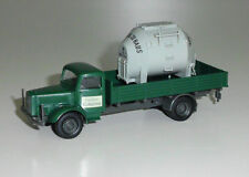 "Roco Miniatur Modell 1634 MB L4500 mit Behälter VHZH ""Kobelnig"" 1:87 NEU-OVP"