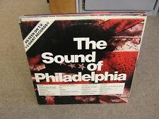 Sound of Philadelphia 2x LP 1977 Brookville [Intruders MFSB O'Jays] VG+