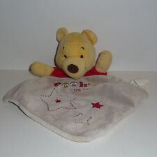 Doudou Ours Winnie Disney  Pooh's Toy Box
